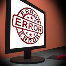 5 hiba, amin elbukhatja a transzferár nyilvántartást