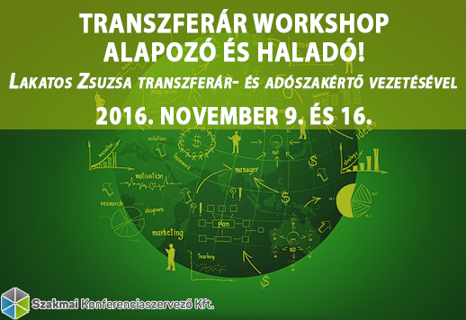 Transzferár workshop